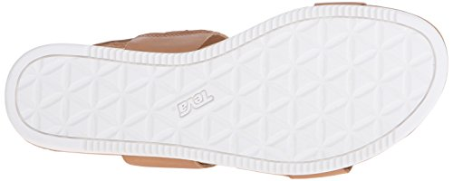 Teva Avalina Sandal Leather Ws, Sandales de Sport Femme Beige (tan 831)