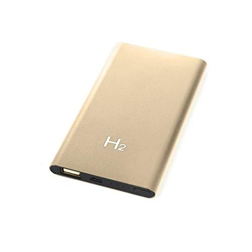 Videocamera HD 1080P Videocamera portatile durevole con batteria di alimentazione Videocamera H2 Caricabatteria esterno portatile adatto per Android/iOS / Windows