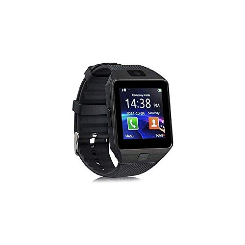 OPTA SW-0002 Bluetooth Smartwatch with Touchscreen Sim Enabled Compatible with Android and iOS Devices