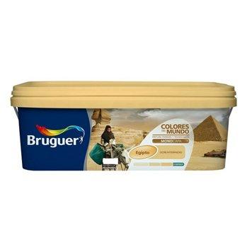 Bruguer-Pintura Colores del mundo Egipto matiz de Ocre 4 L