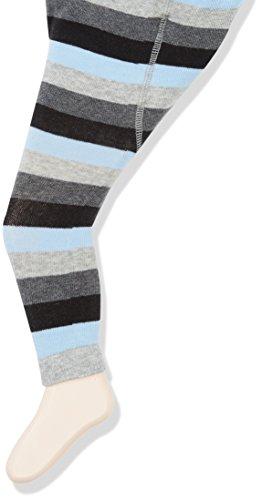 Sterntaler Baby-Jungen Legging Leggins Ringel, Schwarz (Schwarz 590), 74
