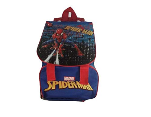 Zaino trolley spiderman disney marvel scuola elementare