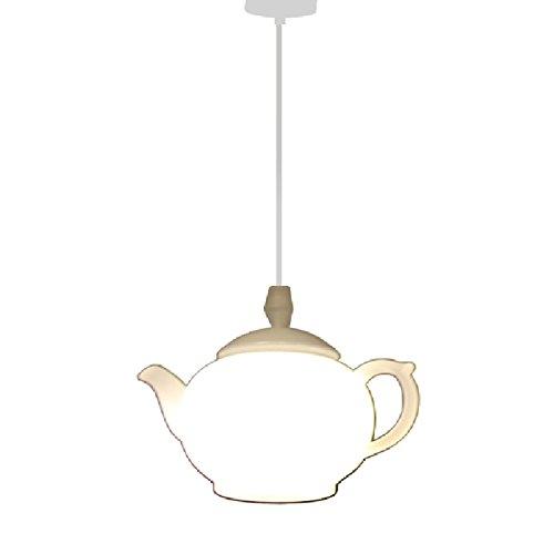 RAING Postmodern LED Teekanne Pendelleuchten Acryl Lampenschirm Kreative Restaurant Bar Mode...