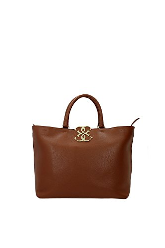 HWCHARL5423COG Guess Sac à main Femme Cuir Marron clair Marron Clair