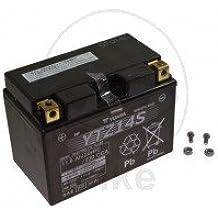 Batería Yuasa MF YTZ14S - 707.09.56 - libre de mantenimiento llena y cargada