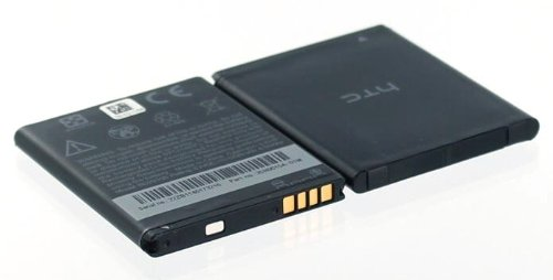 Original Akku für HTC WILDFIRE S-A510E mit Li-Ion/ 3.7V/ 1.230 mAh