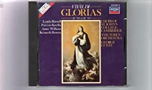 Vivaldi - Gloria RV 588 & 589 -St. Johns Choir, Wren Orchestra and George Guest -Argo / West Germany Edition