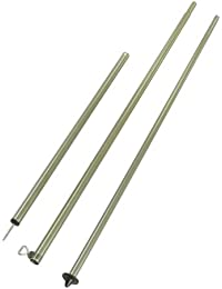 Image of 10T Tele-Setup 250 - Telescopic erection pole, steel with pinch bolt, continuously adjustable, 165-250cm tall - Comparsion Tool