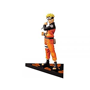 Banpresto - Figurine Naruto Shippuden - DXF Shinobi Relation Naruto 15cm - 3700936103833 11