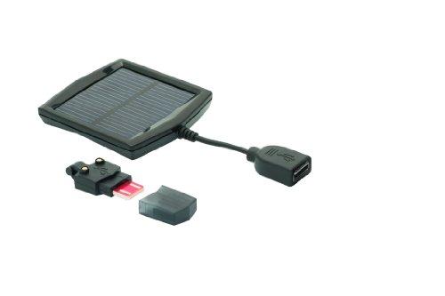 Blackburn Ladegerät Flea USB-Lader mit Solar, 3540241 (Blackburn Fahrrad-rücklicht)