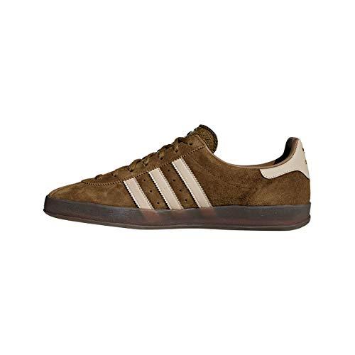 adidas Herren Mallison SPZL Sneaker Braun Supcol, 44 EU