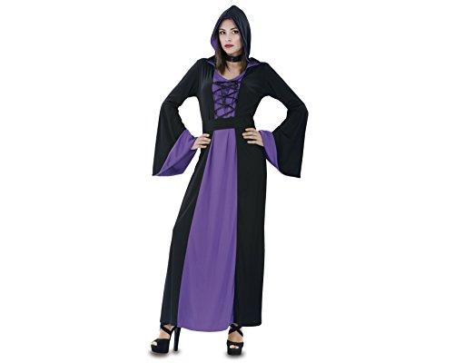 - Kostüm Zauberin oder Hexe mittelalterlichen lila für (Zauberin Erwachsenen Kostüme Mittelalterliche)