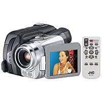 JVC GR-DF540E - Caméscope Mini DV - Zoom Optique 15x - GRDF540E