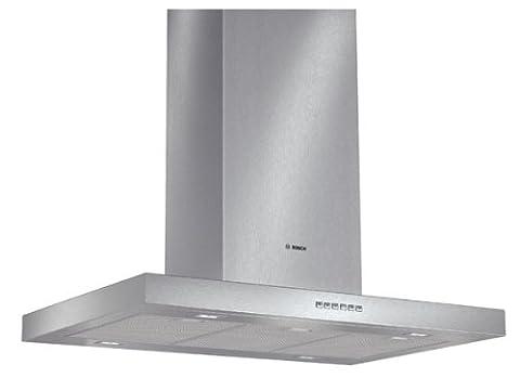 Bosch DIB097A50 hotte - hottes (Île, Conduit / Recirculation, A+, LED, Acier inoxydable, Metal)