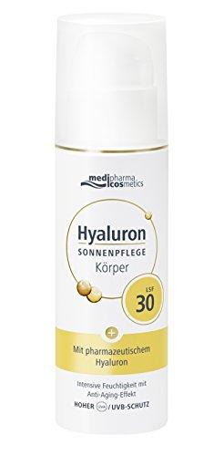 HYALURON Sonnenpflege Körper LSF 30