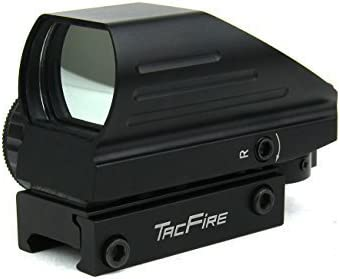 TacFire TF-RD006 Holographic Red & Green Reflex Dot Tactical Sight by TacFire