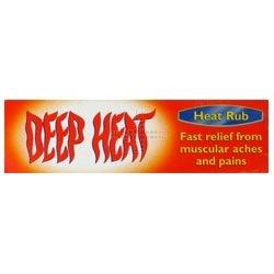 Deep Relief Gel (Deep Heat Cream x 100g)