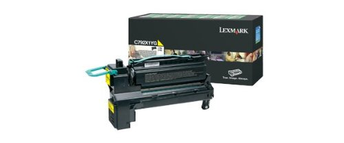 Lexmark C792 Laser Toner Cartridge Return Program Extra - C792X1YG lowest price