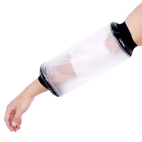 Armschutz beim Baden Wundabdeckungsschutz Verbandschutz zum bad Wiederverwendbar und Wasserdicht für Bad und Dusche Arm