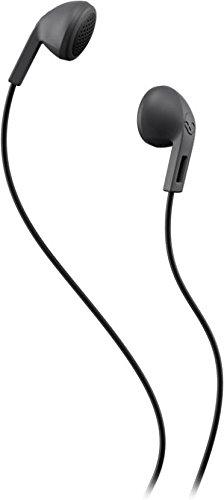 Skullcandy Rail S2LEZ-J567 In-Ear Wired Earphones (Black Charcoal)