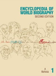 Encyclopedia of World Biography: 2009 Supplement: 29 (Encyclopedia of World Biography Supplement)