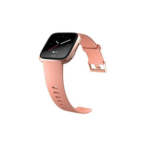 Fitbit Versa Health & Fitness Smartwatch, pfirsich, One Size, FB505RGPK-EU - 5