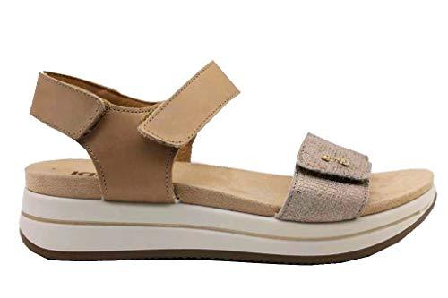 IGIECO Sandalo Donna Pelle Casto