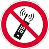 Aufkleber Mobilfunk verbo...