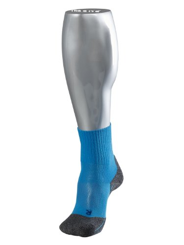FALKE Herren Trekking Socken TK2 Short Coool, Pacific, 46-48, 16238 (Herren-short Pacific)