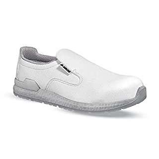 Aimont Cream, Breathable Water Resistant Safety Shoe (9 UK)