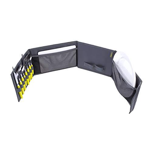 31e1GYxnn3L - Picknicker für Faltboxen faltbar Polyester Besteckkorb Geschirr Outdoor Party Camping Grillen Reise