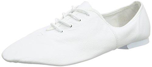 So Danca Damen Jze09 Tanzschuhe-Jazz & Modern, Weiß (White), 39/40 EU