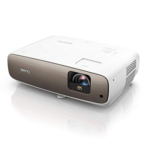 BenQ W2700 4K Projector for Home Theatre with HDR-PRO, DLP, UHD, DCI-P3,...