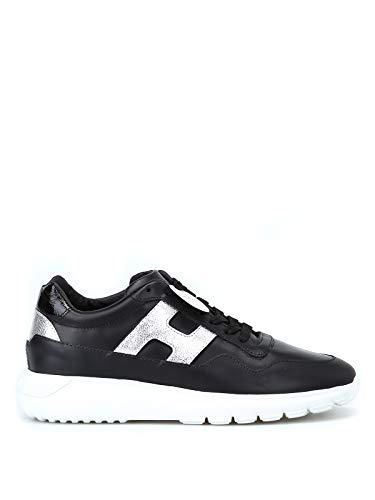 33355e41523cd Hogan Sneakers Interactive³ HXW3710AP20JI80353 Nero Donna 39
