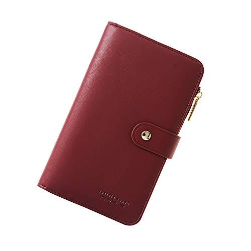 Damen Geldbörse Clutch Damen Handtasche Aeeque [Handgelenkschlaufe]