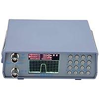 De doble banda del analizador de espectro, 136-173/400-470MHz U/V UHF VHF simple analizador de espectro con el seguimiento Fuente de sintonización Duplexor
