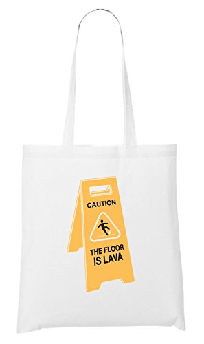 Certified Freak Floor lava Sac Blanc