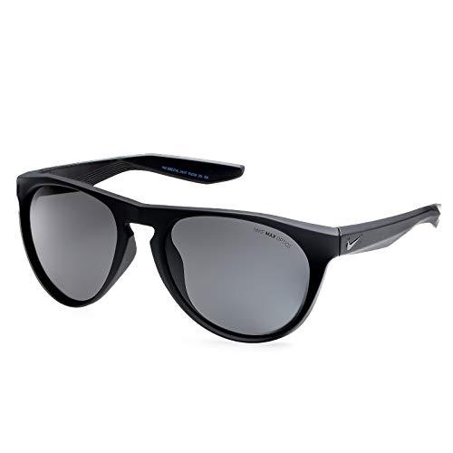 Nike Unisex-Erwachsene Sonnenbrille, Black, 56