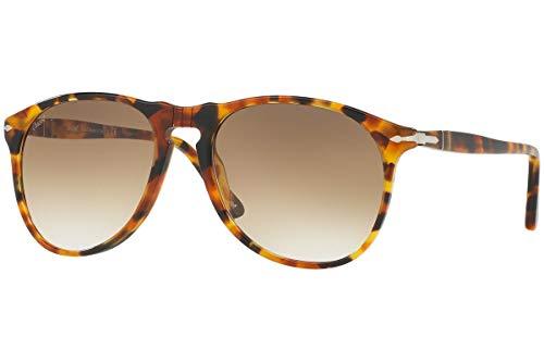 Preisvergleich Produktbild Persol Herren 0PO9649S Sonnenbrille,  Braun (Madreperla / ),  52