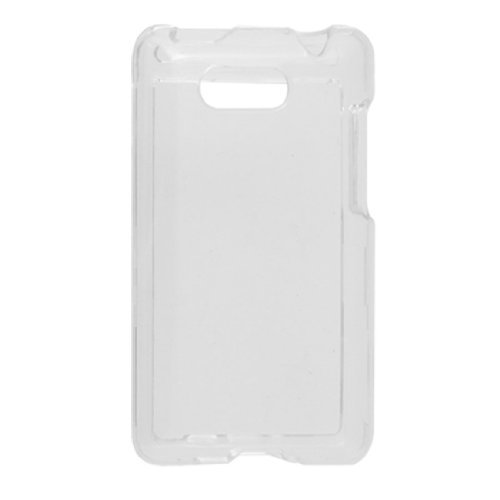 Hard plastic Clear Cover Case voor HTC Aria A6366