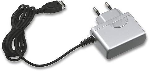 Speedlink Netzteil für Nintendo DS (1,5m Kabellänge) silber schwarz