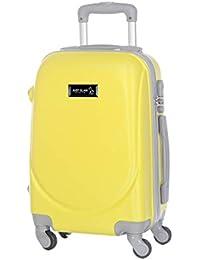 Maleta cabina 50 y 55 cm 4 ruedas trolley cascara dura adecuadas para vuelos de…
