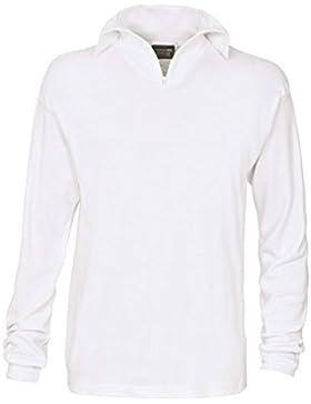 Trespass Dolomite - Polo para hombre, tamaño L, color blanco
