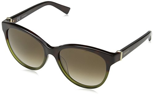 nina-ricci-damen-sonnenbrille-snr003-brown-shiny-grad-havana-green-one-size
