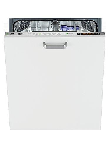 Beko DIN 6831 FX Lave-vaisselle 44 dB A++ Noir