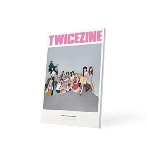 Twice Twicezine Once Halloween Fotobook für 100p + doppelseitige zusätzliche Fotokartenset