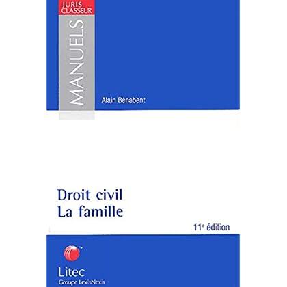 Droit civil : La Famille (ancienne édition)