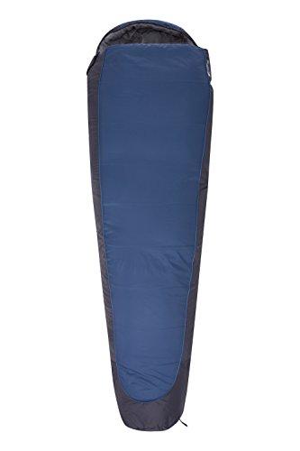 Mountain Warehouse Saco Dormir Microlite 700 Azul