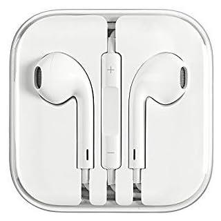 Aulola Kopfhörer, In-Ear-Kopfhörer, mit Fernbedienung, Mikrofon und Lautstärkeregler, für iPhone 5/5S/6/6S/SE, iPod und iPad