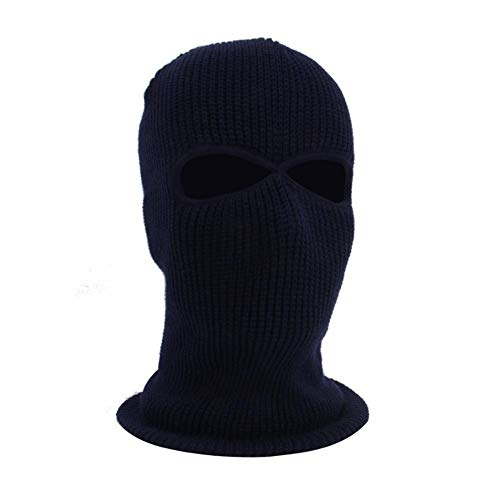Alla moda unisex Faccia Bocca Maschera Anti Polvere di taglio del Vento Inverno All/'aperto Nero 2 PEZZI